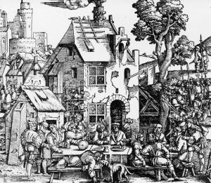 Figure 2. Peasant festival