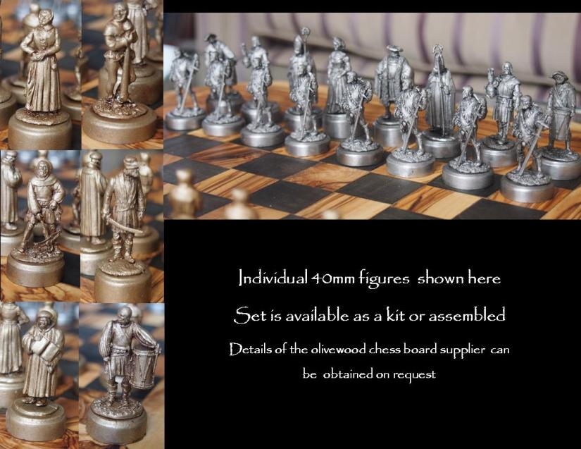 chess set 40mm web